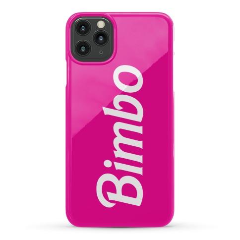 Bimbo Phone Case