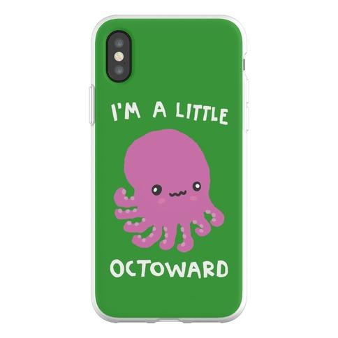 I'm A Little Octoward Phone Flexi-Case
