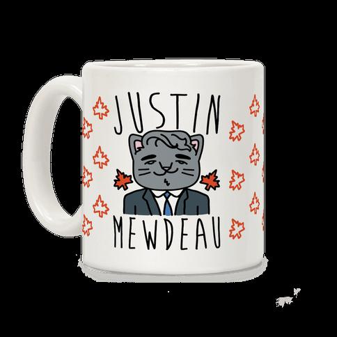 Justin Mewdeau Coffee Mug