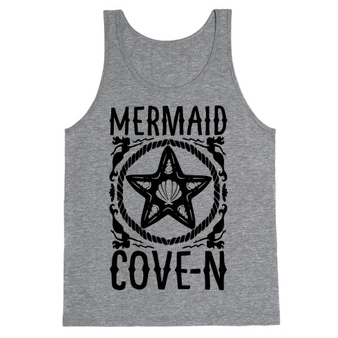 Mermaid Cove-n Tank Top