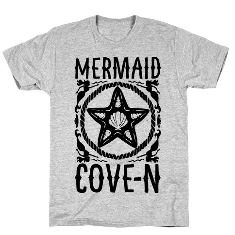 Mermaid Cove-n T-Shirt