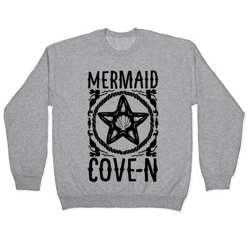 Mermaid Cove-n Pullover