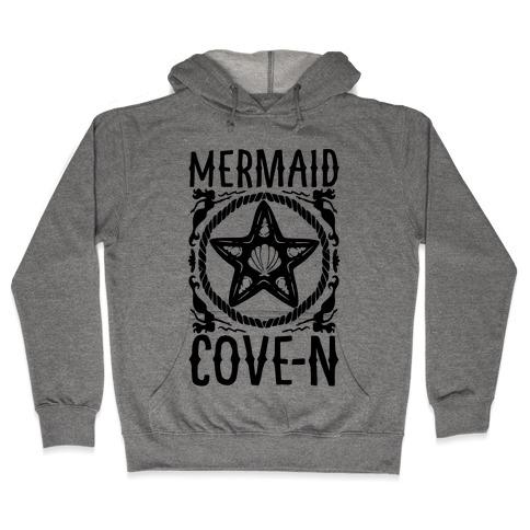 Mermaid Cove-n Hooded Sweatshirt