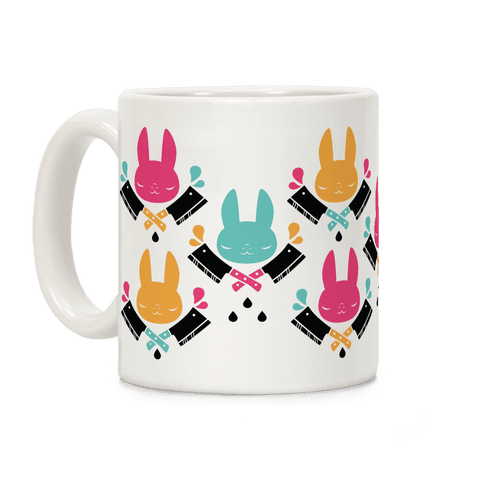 Bunny and Cleavers Coffee Mug