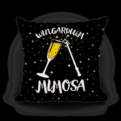 Wingardium Mimosa Pillow