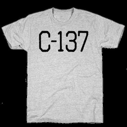 C-137 Mens T-Shirt