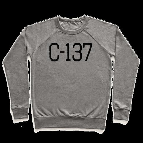 C-137 Pullover