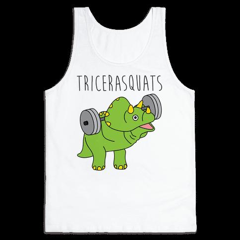 TriceraSQUATS Tank Top