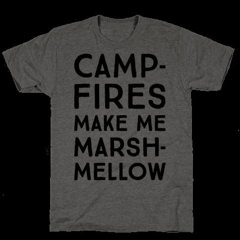 Campfires Make Me Marshmellow