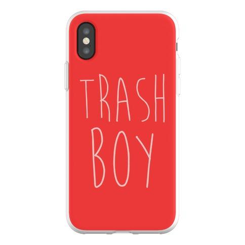Trash Boy Phone Flexi-Case