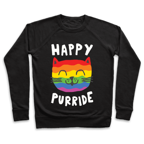 Happy Purride Pullover
