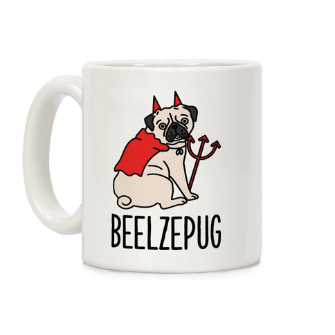 Beelzepug Coffee Mug