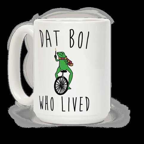 Dat Boi Who Lived Parody