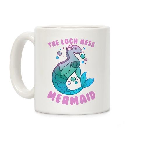 The Loch Ness Mermaid Coffee Mug