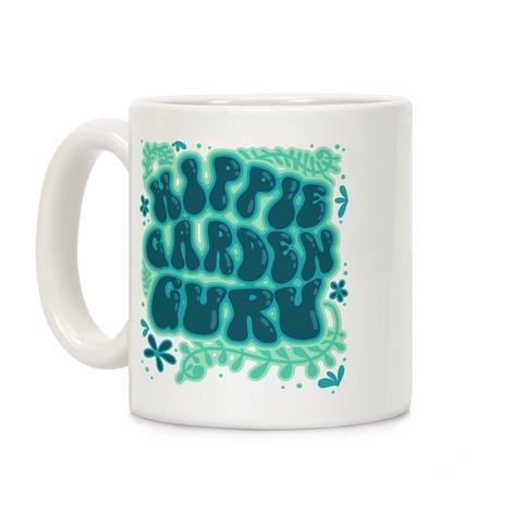 Hippie Garden Guru Coffee Mug