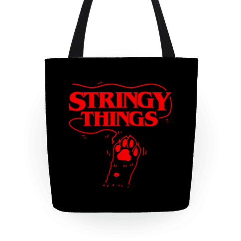 Stringy Things Tote