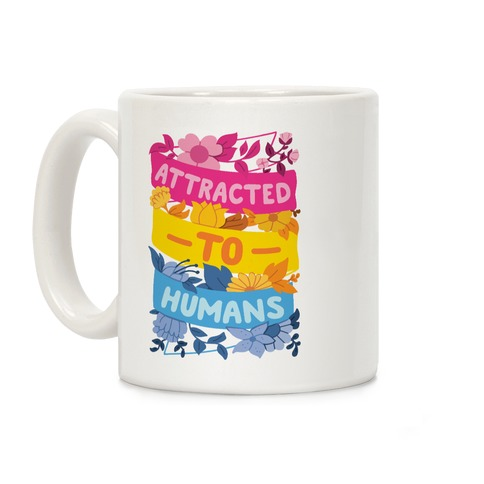 Attracted To Humans Coffee Mug