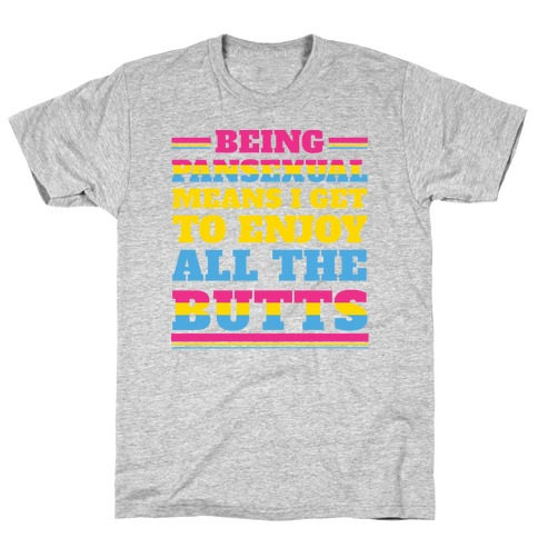 Enjoy ALL The Butts! T-Shirt