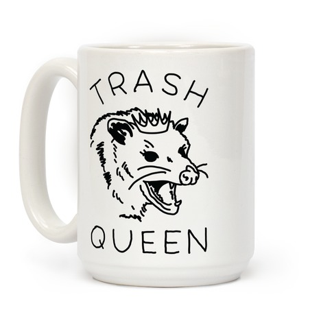 Trash Queen Coffee Mug