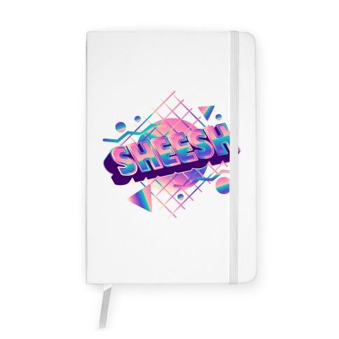 Rad Sheesh Notebook