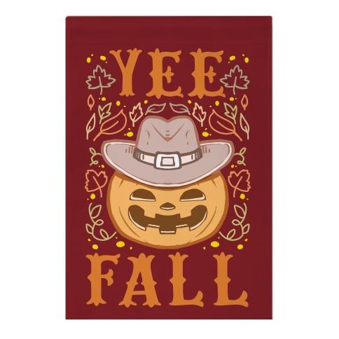 Yee Fall Garden Flag
