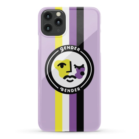 Gender Bender Patch Phone Case