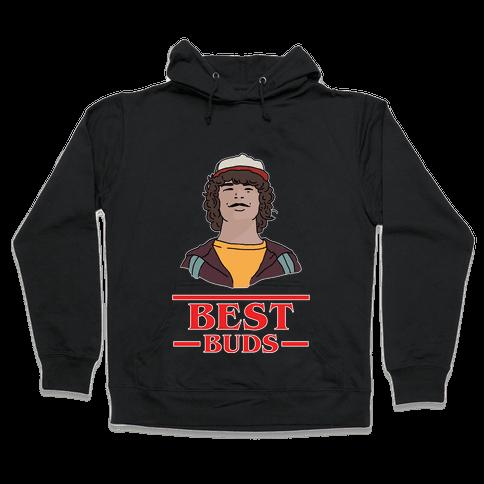 Best Buds Dustin Hooded Sweatshirt