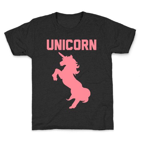 Unicorn Sister Pair 1 Kids T-Shirt