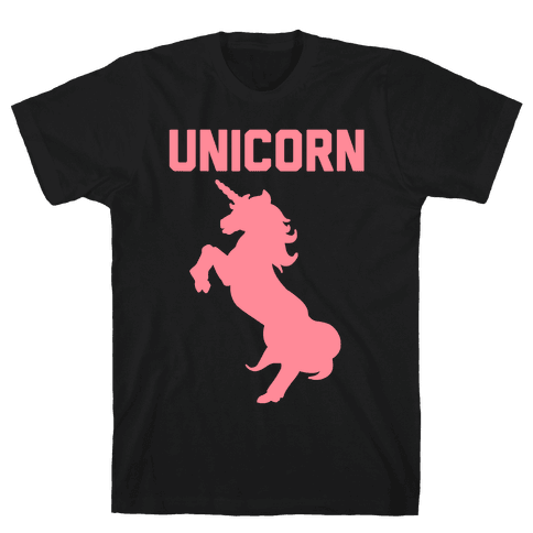 Unicorn Sister Pair 1 Mens T-Shirt