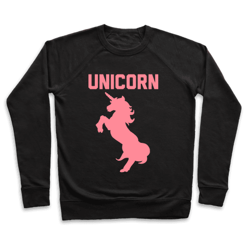 Unicorn Sister Pair 1 Pullover