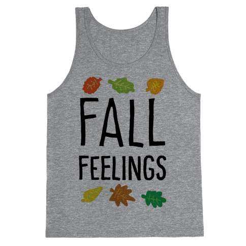 Fall Feelings Tank Top