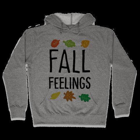 Fall Feelings Hooded Sweatshirt