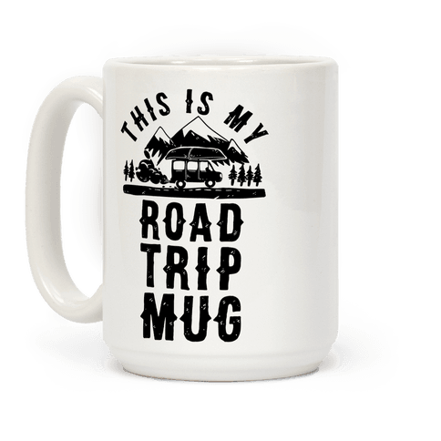 This Is My Road Trip Mug