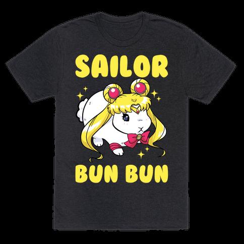 Sailor BunBun Mens/Unisex T-Shirt