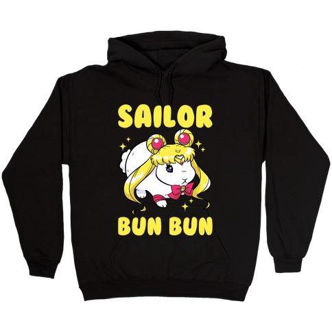 Sailor BunBun Hooded Sweatshirt