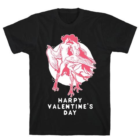 Harpy Valentine's Day T-Shirt