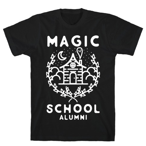 Magic School Alumni T-Shirt