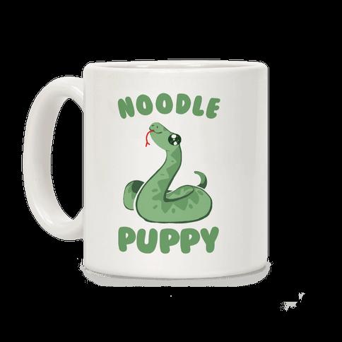 Noodle Puppy Coffee Mug
