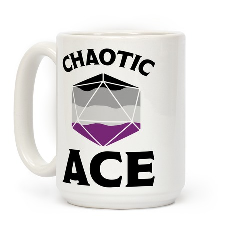 Chaotic Ace Coffee Mug