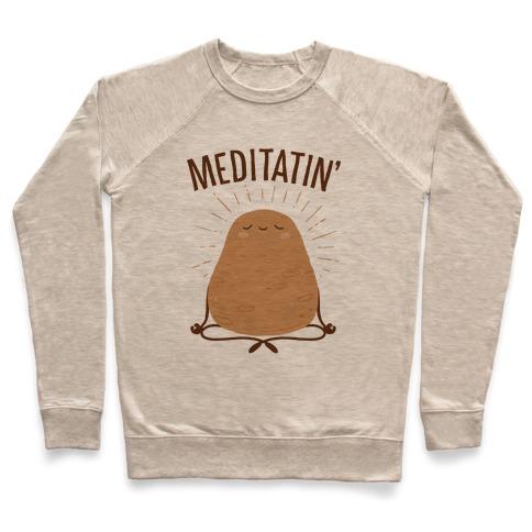 Meditatin' Pullover