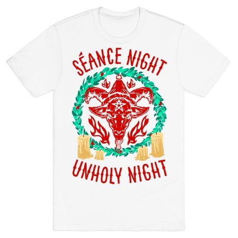 Seance Night, Unholy Night T-Shirt
