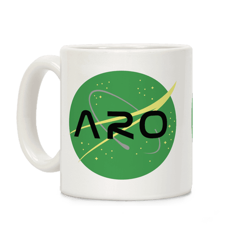 Aro Nasa Coffee Mug