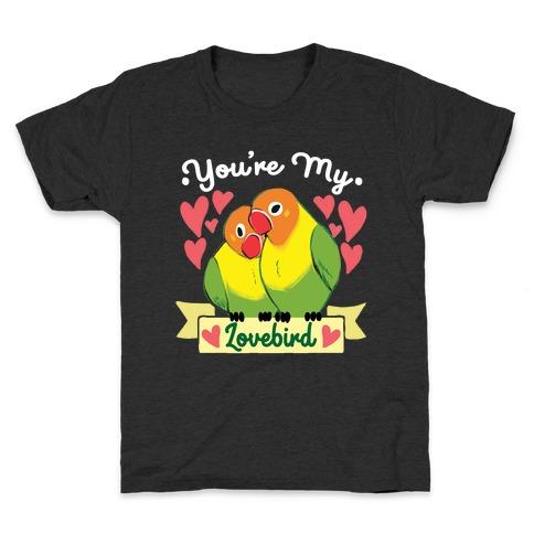 You're My Lovebird Kids T-Shirt