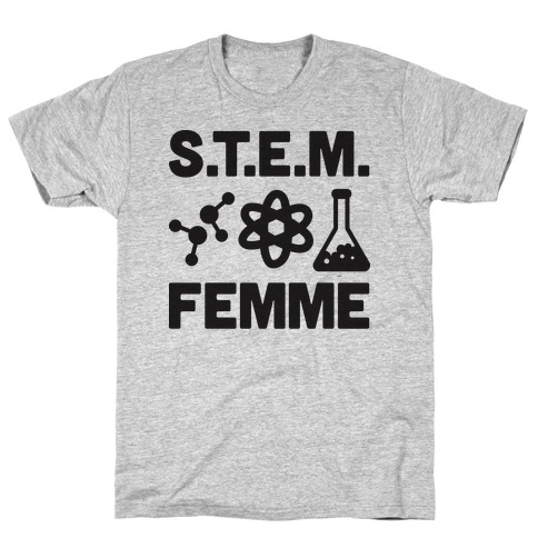 S.T.E.M. Femme T-Shirt