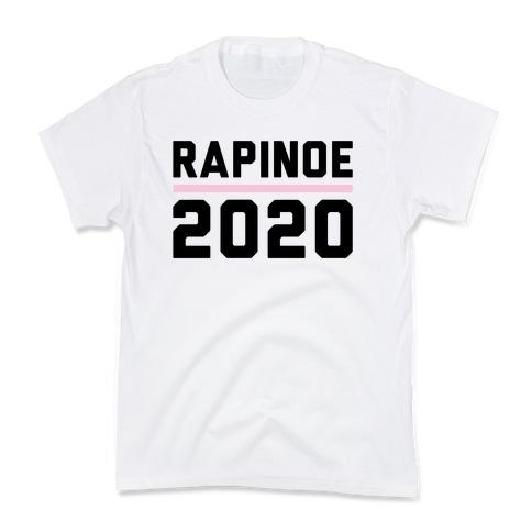 Rapinoe 2020 Kids T-Shirt