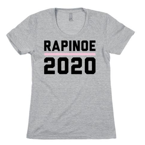 Rapinoe 2020 Womens T-Shirt