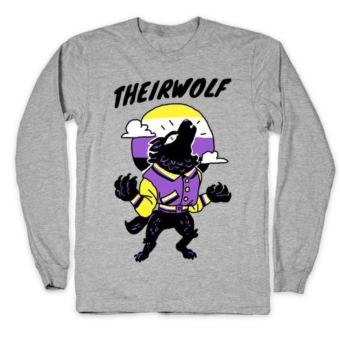 Theirwolf Long Sleeve T-Shirt