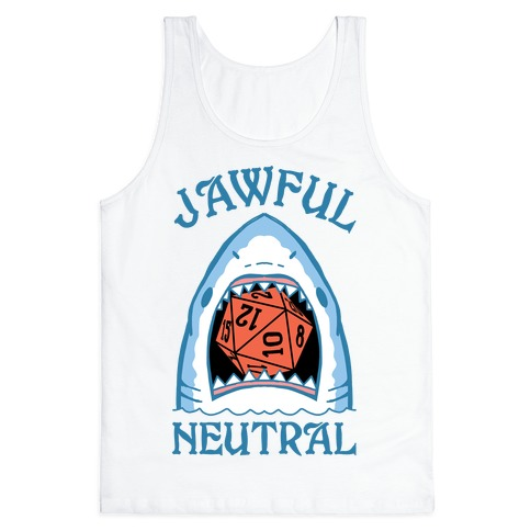 Jawful Neutral Tank Top