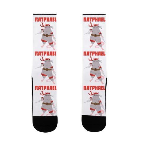Ratphael (Raphael Rat) Sock