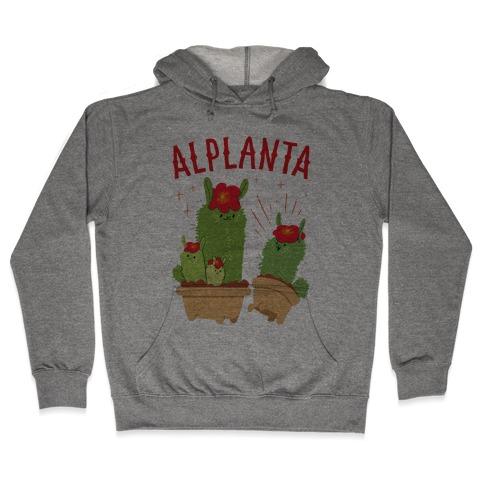 Alplanta Hooded Sweatshirt